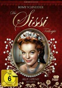 Sissi-1-3-3-DVDs-Purpurrot-Edition