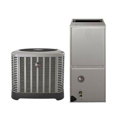 3 Ton 14 Seer Rheem Ruud Heat Pump System Rp1436aj1na Rh1t3617stanja 646341721022 Ebay