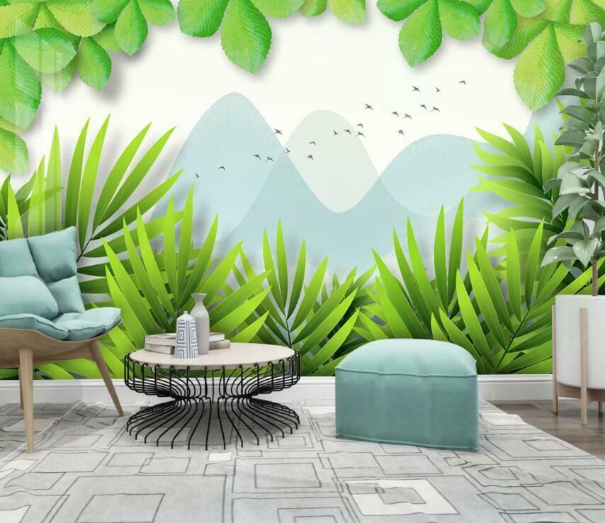 3D Natural Scenery I3215 Wallpaper Mural Sefl-adhesive Removable Sticker Wendy
