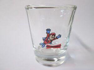 BUDWEISER-BEER-FLY-BUDMAN-LOGO-ON-A-CLEAR-SHOT-GLASS