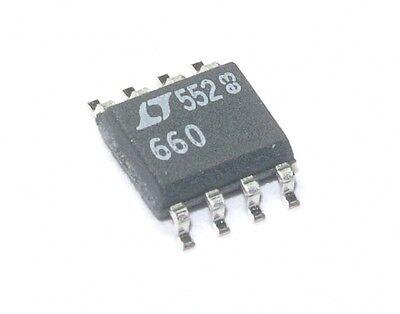 2PCS MAX660CPA DIP-8 CMOS Monolithic Voltage Converter