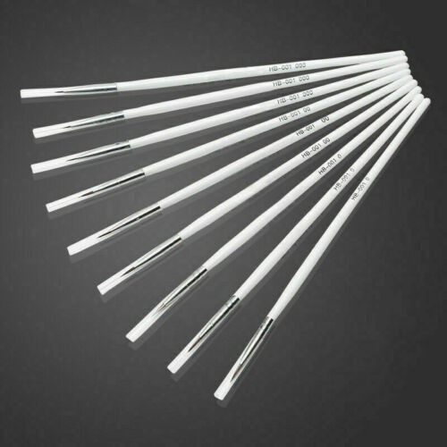 3 Pcs//Set Fine Handpainted Thin Hook Line Pen Drawingrt V0R2 Paint New Pen S3F0