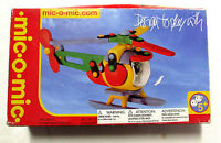 Mic-o-mic Airplane Building Construction Small Plane Kit 5+ Schafer Toy