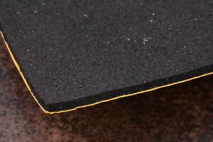 SELF-ADHESIVE-NEOPRENE-SPONGE-FOAM-RUBBER-SHEET-8-034-x5-034-1mm-1-5mm-2mm-3mm-5-amp-10mm
