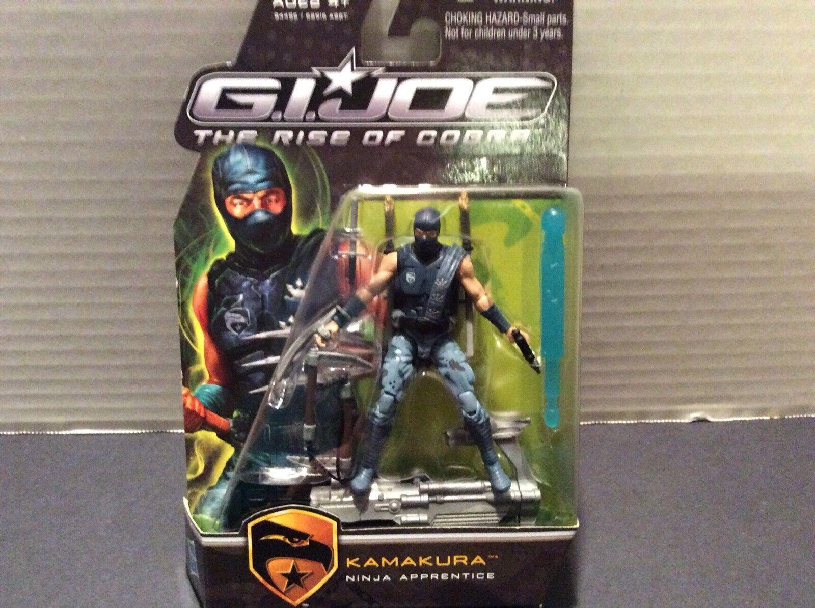 GI Joe Rise of Cobra Ninja Apprentice Kamakura nztgfb9680-Military