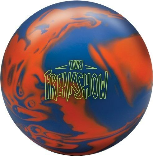 DV8 Freakshow Solid BOWLING ball 16 lb. 1ST QUAL. BRAND NEW IN BOX!