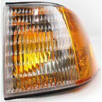 Corner Light For 88-94 Ford Tempo Mercury Topaz Driver Side Incandescent