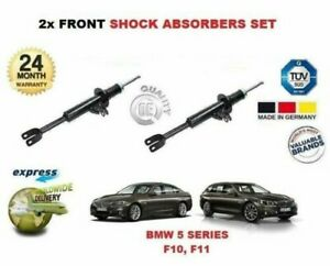 FOR BMW 5 SERIES F10 F11 2010/> SACHS FRONT AXLE LEFT LH SHOCKER SHOCK ABSORBER