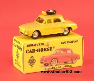 Car-Horse-Renault-Dauphine-Taxi-Bamako-jante-Dinky