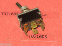 Genuine Mcculloch 21971 Switch, Dpdt 6 Terminal Mcgill, Generator