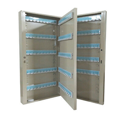 80 240 Keys Hooks Lock Box Key Lock Box Cabinet Storage Safe Wall Mount Holder Ebay