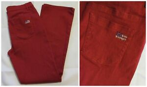 Diane-Gilman-DG2-Stretch-Bootcut-RED-4th-of-July-US-Flag-Denim-Jeans-Womens-8