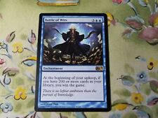 1 FOIL Battle of Wits Blue Odyssey Mtg Magic Rare 1x x1