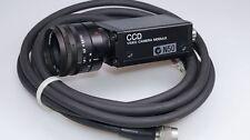 Sony XC-75CE CCD Video Camera Modul Kamera  Objektiv Docter Tevidon 1,8/16