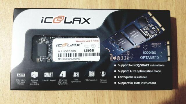NEW  Samsung 128GB M.2 SSD 2280 NGFF MZ-NLN128C 80mm Solid State Drive PM871b