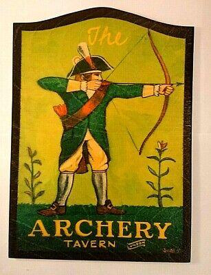 Archer Parking Sign Gift for Archer ENSA1002534 Archery Sign