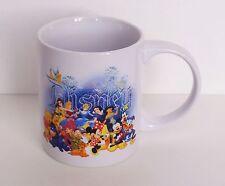 Disney Princess Minnie Mouse Mickey Pooh 10 oz Ceramic Mug Character Cast