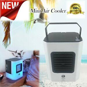 Air Cooler Luftkühler Klimagerät Klimaanlage Luftkühler Befeuchter USBVentilator