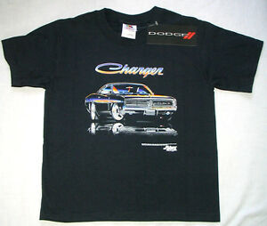 Kids-Dodge-Charger-R-T-T-shirt-Mopar-Hemi-Dodge-Johnny-Rockstar-great-gift
