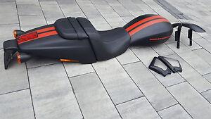 Lacksatz-Black-Denim-original-Harley-Davidson-Night-Rod-Special-Muscle-NEU