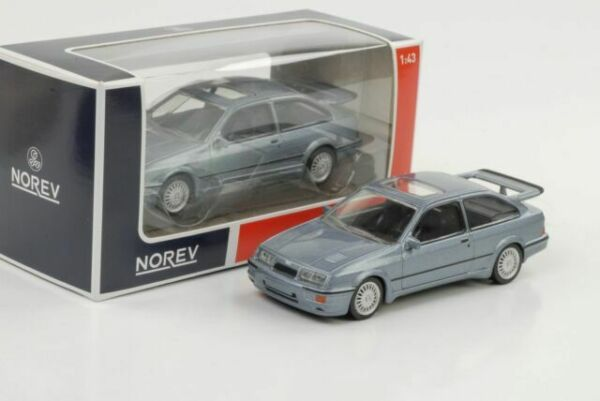 MINIATURE NOREV JET CAR 1//43 YOUNGTIMERS FORD SIERRA RS COSWORTH