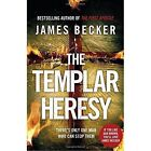 The Templar Heresy by James Becker (Paperback, 2017)