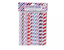 100-x-Paper-Straws-Striped-Drinks-Party-Summer-Birthday-BUY-1-GET-1-20-OFF miniature 3