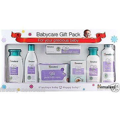 Himalaya Herbal Babycare Gift Pack - Set Of 7 | MRP 425