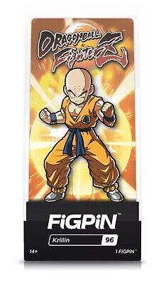 Figpin DragonBall FighterZ Krillin #96 LE1000