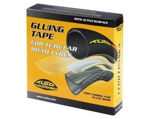 10 Pieces Tape mastic TUFF Bi-Adhesive Tubular Tire Gluing bar tape