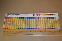 Sakura Japan Jumbo Cray-pas Vintage Box Of 25 Oil Pastels No. 51116 1793