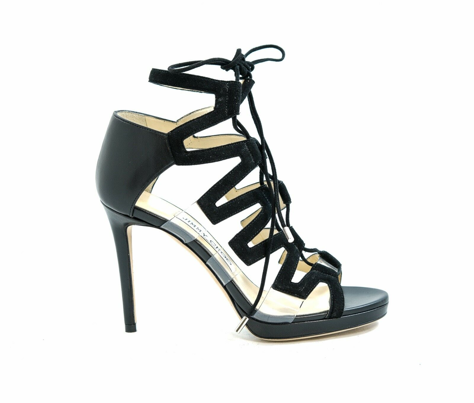 New in Box Jimmy Choo DANI100 Black Sandal