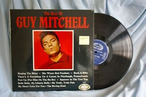 Guy Mitchell  034The best of Guy Mitchell034  LP - <span itemprop='availableAtOrFrom'>Skelmersdale, United Kingdom</span> - Guy Mitchell  034The best of Guy Mitchell034  LP - Skelmersdale, United Kingdom