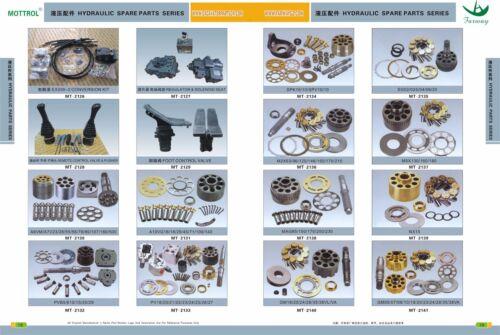 0719308 CONTROL RELIEF VALVE FITS HITACHI ZAX350 ZAX370 ZAX330