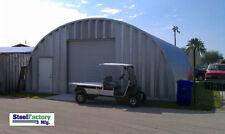 Steel Prefab Q30x56x14 Quonset Arch Ag Barn Farm Building Factory Direct Kit