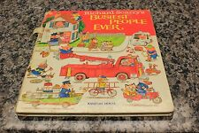RICHARD SCARRY'S BUSIEST PEOPLE EVER 103542-1 LOC,Q-4 #48