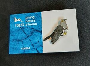 """SAME DAY DISPATCH !! Brand New /""""RSPB MAGPIE/"""" Pin Badge"""