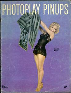 MARILYN-MONROE-PHOTOPLAY-PINUPS-4-FEB-1953-Marilyn-on-Cover