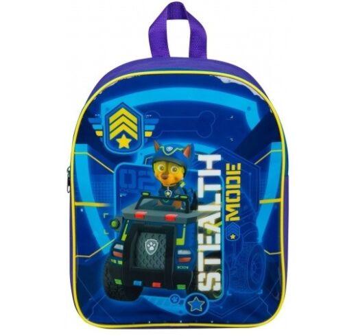 Childrens Kids Boys Girls PAW PATROL Backpack School Bag Rucksack Character NEW