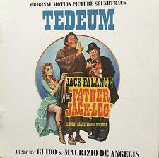 GUIDO & MAURUZIO DE ANGELIS - TEDEUM -spaghetti Western Soundtrack CD