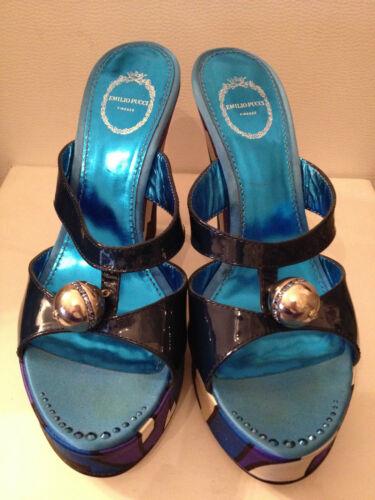 Blaue Sportschuhe mit Reißverschluss Basic Original Gr Damen 38 Fitness & Jogging