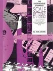 Scale Patterns: A Visual Approach to the Scales Most Commonly Used in Jazz, Rock, and Blues by Don Latarski (Paperback / softback, 1991)