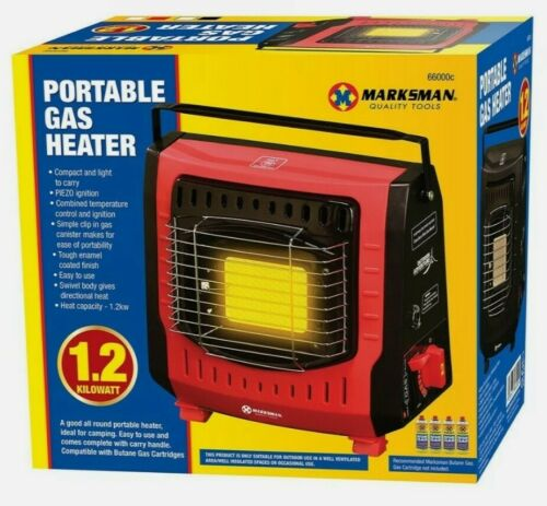 Portable gaz chauffage extérieur camping pêche 66000 C