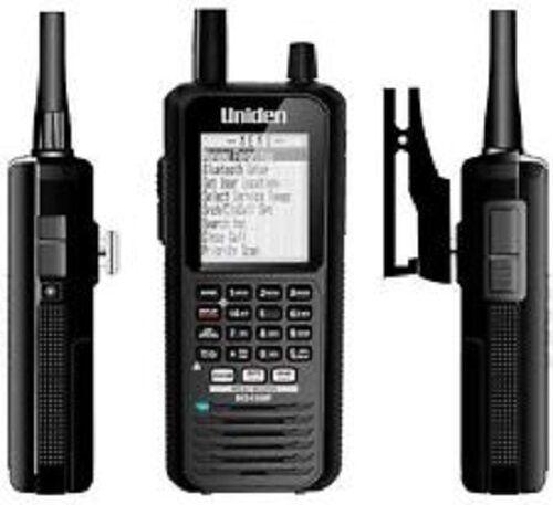 Uniden BCD436HP Handheld Digital Police Scanner Trunking P-25 Phase 1 2 TDMA
