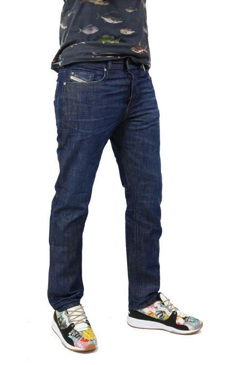 Diesel Buster pantaloni azul 00sdh a b-0842n-01 -  azul-jeans-caballeros + nuevo +  entrega rápida