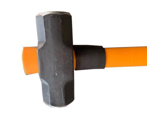 environ 4.54 kg 10 lb //4.5 kg Sledge Hammer avec fibre de verre Cvr Poignée démolition poste de conduite