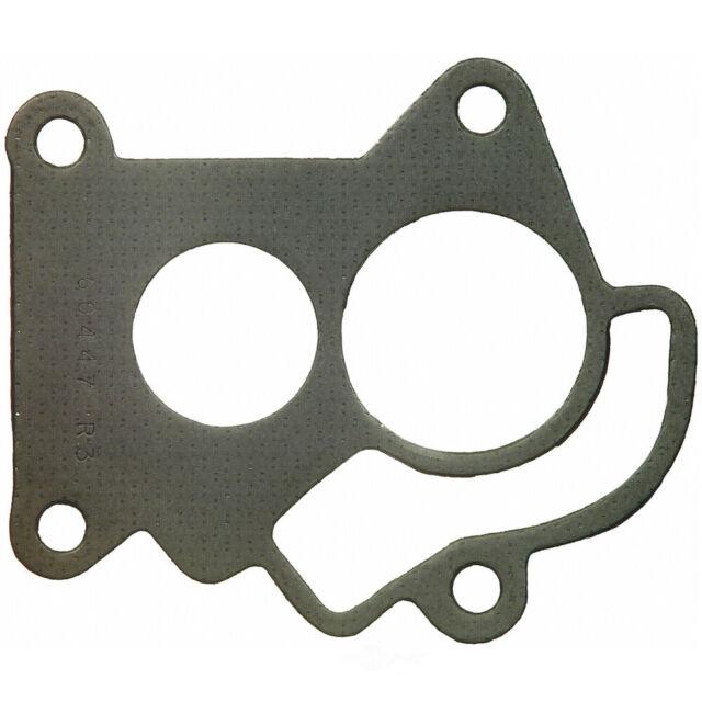 Holley Carburetor 4 hole Carb Base Gasket 1 11//16 EDELBROCK AFB QUADRAJET 2PK G8