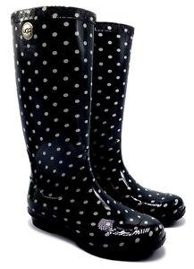 Ugg Australia Womens Shaye Rain Rubber