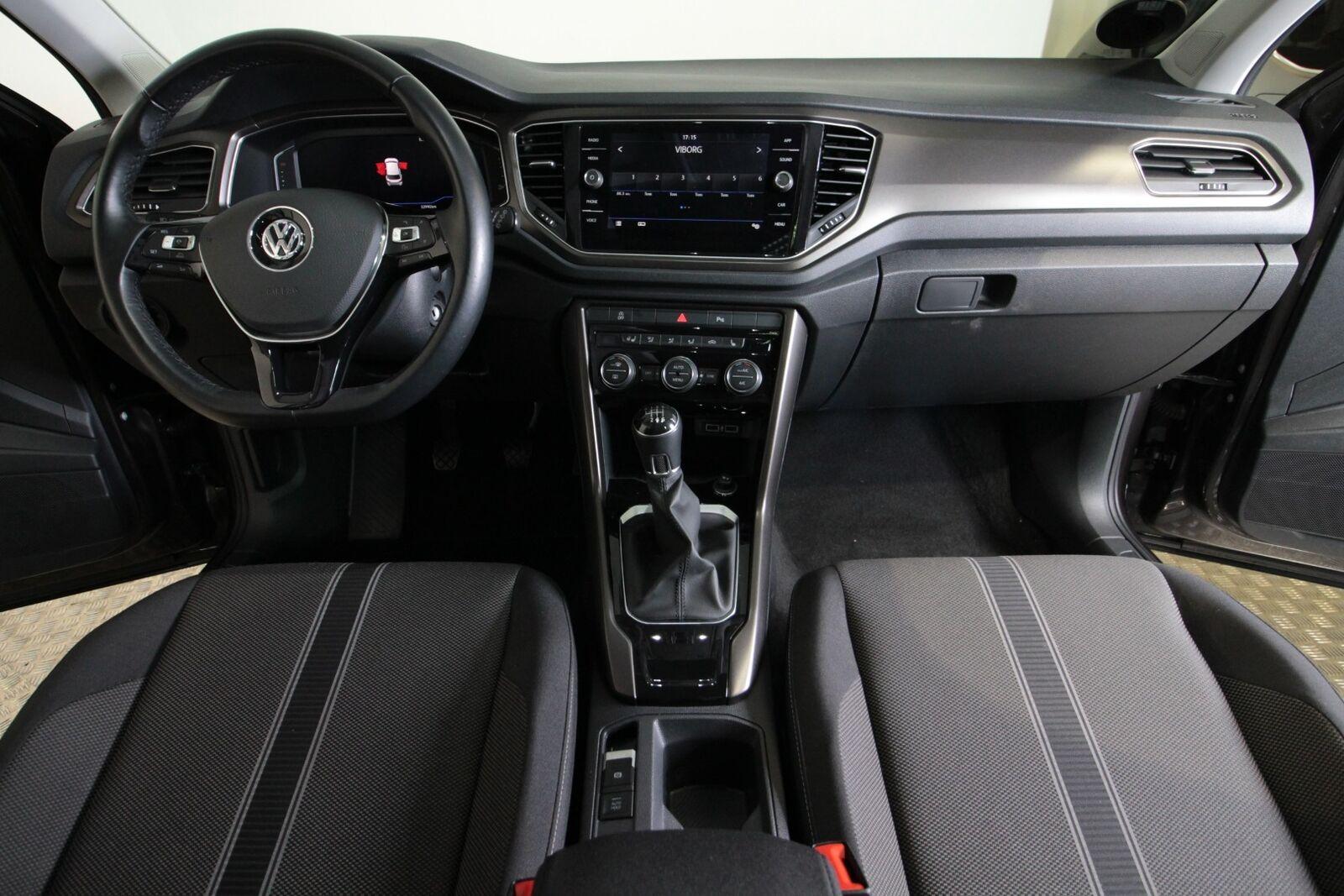 VW T-Roc TSi 115 Style