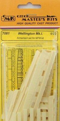 I Armament Set # 7081 Ample Supply And Prompt Delivery Cmk 1/72 Wellington Mk Models & Kits